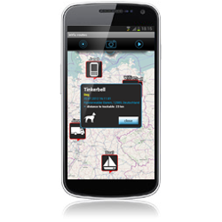 ENAiKOON's GPS mobile apps allow you to track assets and connect with your team using your mobile phone.